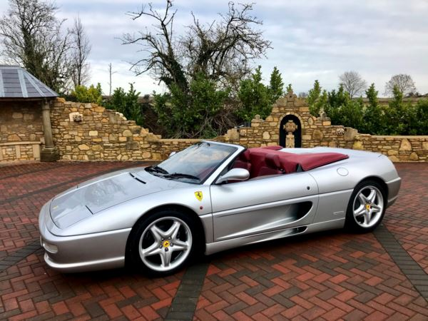1999 (T) Ferrari F355 Spider RHD For Sale In Box, Wiltshire
