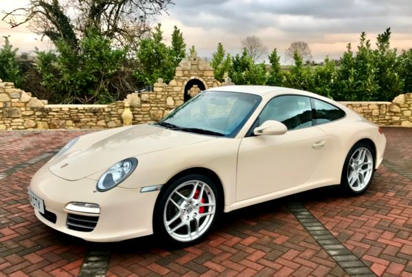 2011 (11) Porsche 911 [997] C4S Manual 2dr For Sale In Box, Wiltshire