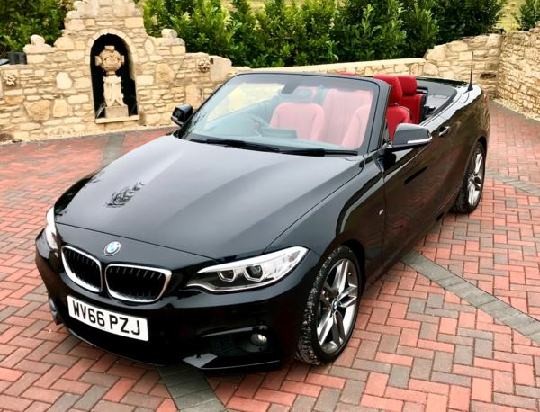 2016 (66) BMW 2 Series 220d M Sport 2dr Step Auto Great Spec! For Sale In Box, Wiltshire