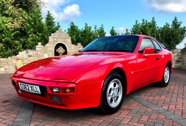 1989 (G) Porsche 944 Lux 2.7 FH 2dr Lovely Condition For Sale In Box, Wiltshire