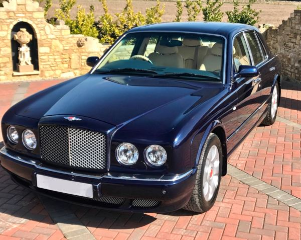 2000 Bentley Arnage Red Label 4dr Auto For Sale In Box, Wiltshire
