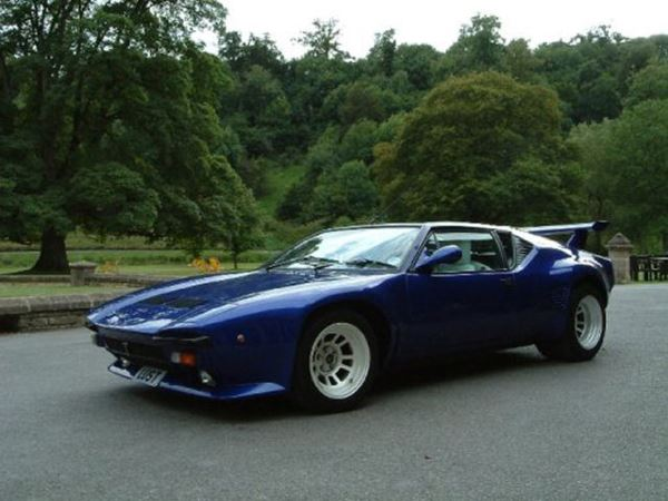 1990 (G) De Tomaso Pantera SOLD! MORE STOCK REQUIRED For Sale In Box, Wiltshire