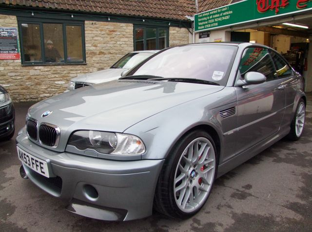 Used Bmw M3 M3 Csl Smg Auto Full Bmw Service History 2 Doors Coupe