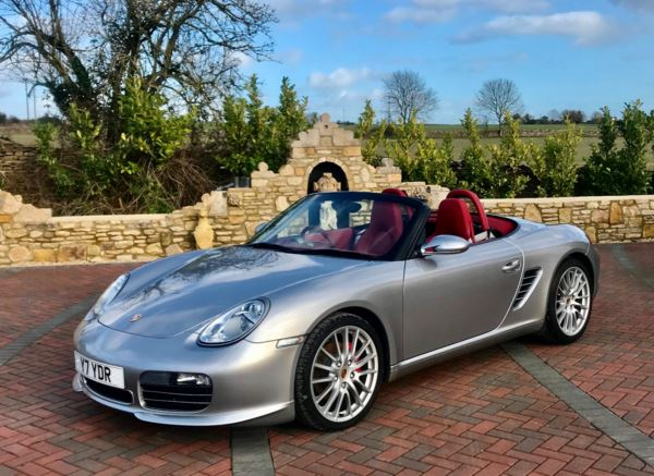 2008 (08) Porsche Boxster 3.4 RS 60 Spyder 2dr For Sale In Box, Wiltshire