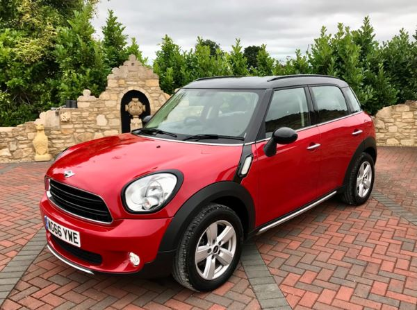 2016 (66) MINI Countryman 1.6 Cooper D 5dr Pepper Pack, Full Dealer Service History For Sale In Box, Wiltshire