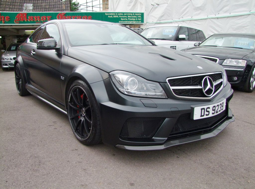 used mercedes c class c63 amg black series sold more. Black Bedroom Furniture Sets. Home Design Ideas