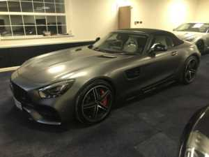2017 (67) Mercedes-Benz AMG GT GT C 2dr Auto For Sale In Box, Wiltshire
