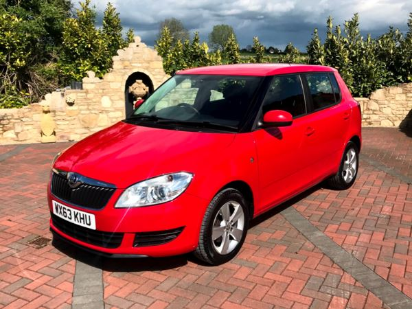2013 (63) Skoda Fabia 1.2 12V SE 5dr 1 Owner From New For Sale In Box, Wiltshire