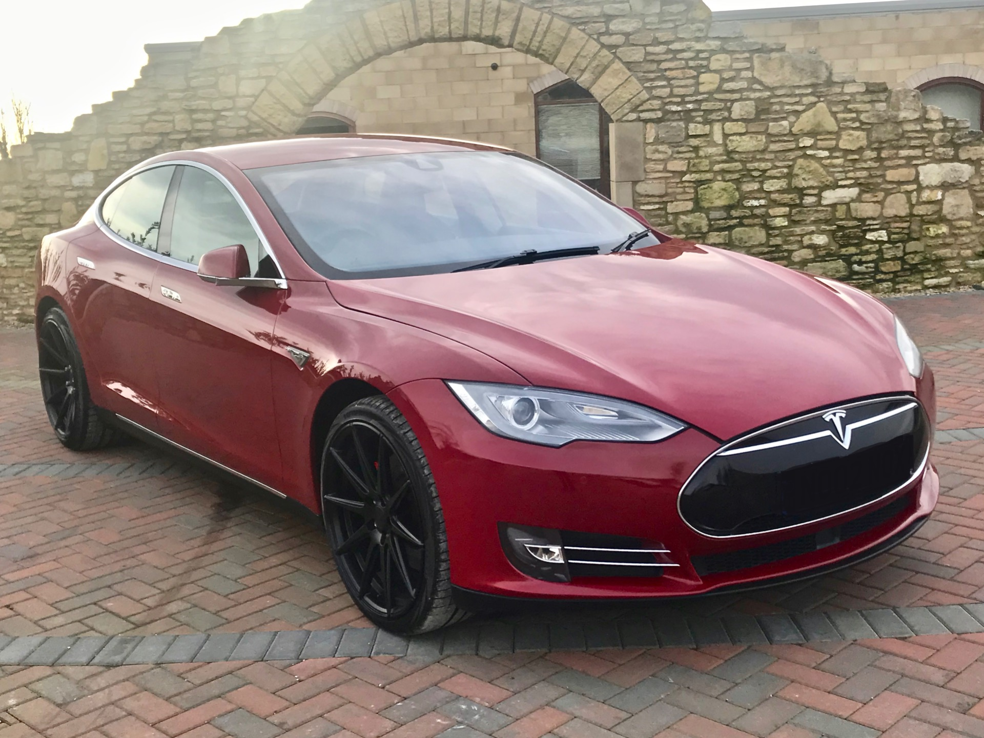 Used Tesla Model S P85 Performance 85 KWh 5 Doors Hatchback for sale