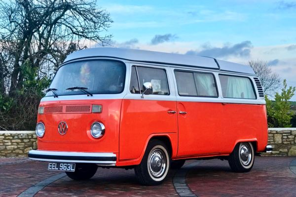 1973 Volkswagen MOTOR CARAVAN TYPE 2 For Sale In Box, Wiltshire