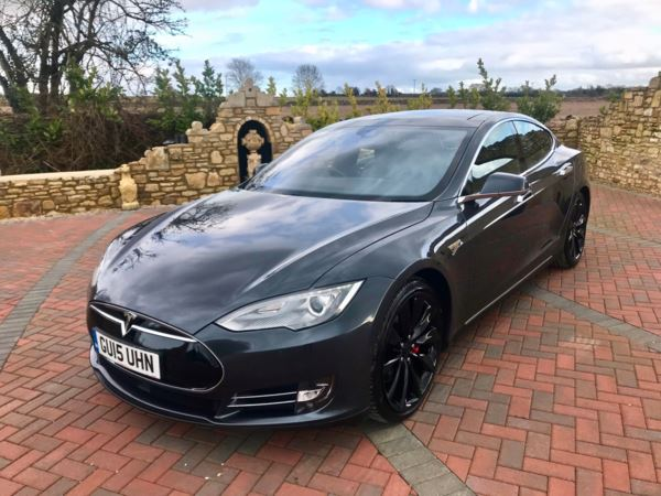 2015 (15) Tesla Model S P85 Performance 85 KWh Fantastic Spec For Sale In Box, Wiltshire