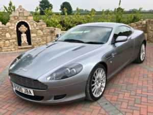 2005 (05) Aston Martin DB9 V12 2dr Auto Low Miles, Stunning Condition! For Sale In Box, Wiltshire