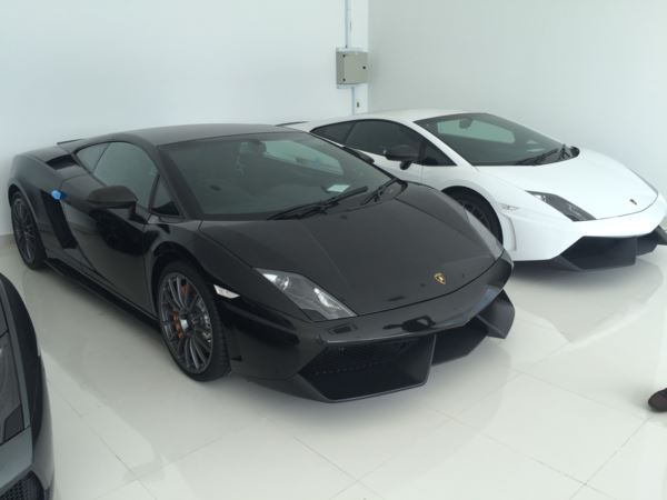 (11) Lamborghini Gallardo LP 550-2 Singapore Limited Edition 1 Of 10 Cars For Sale In Box, Wiltshire