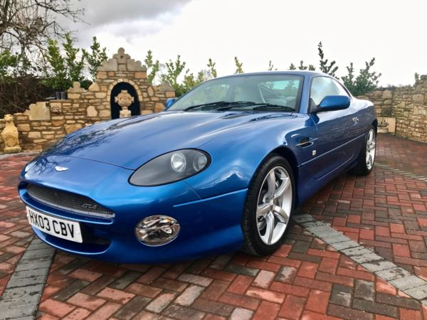 2003 (03) Aston Martin DB7 V12 GTA 2dr Auto Full Dealer History For Sale In Box, Wiltshire