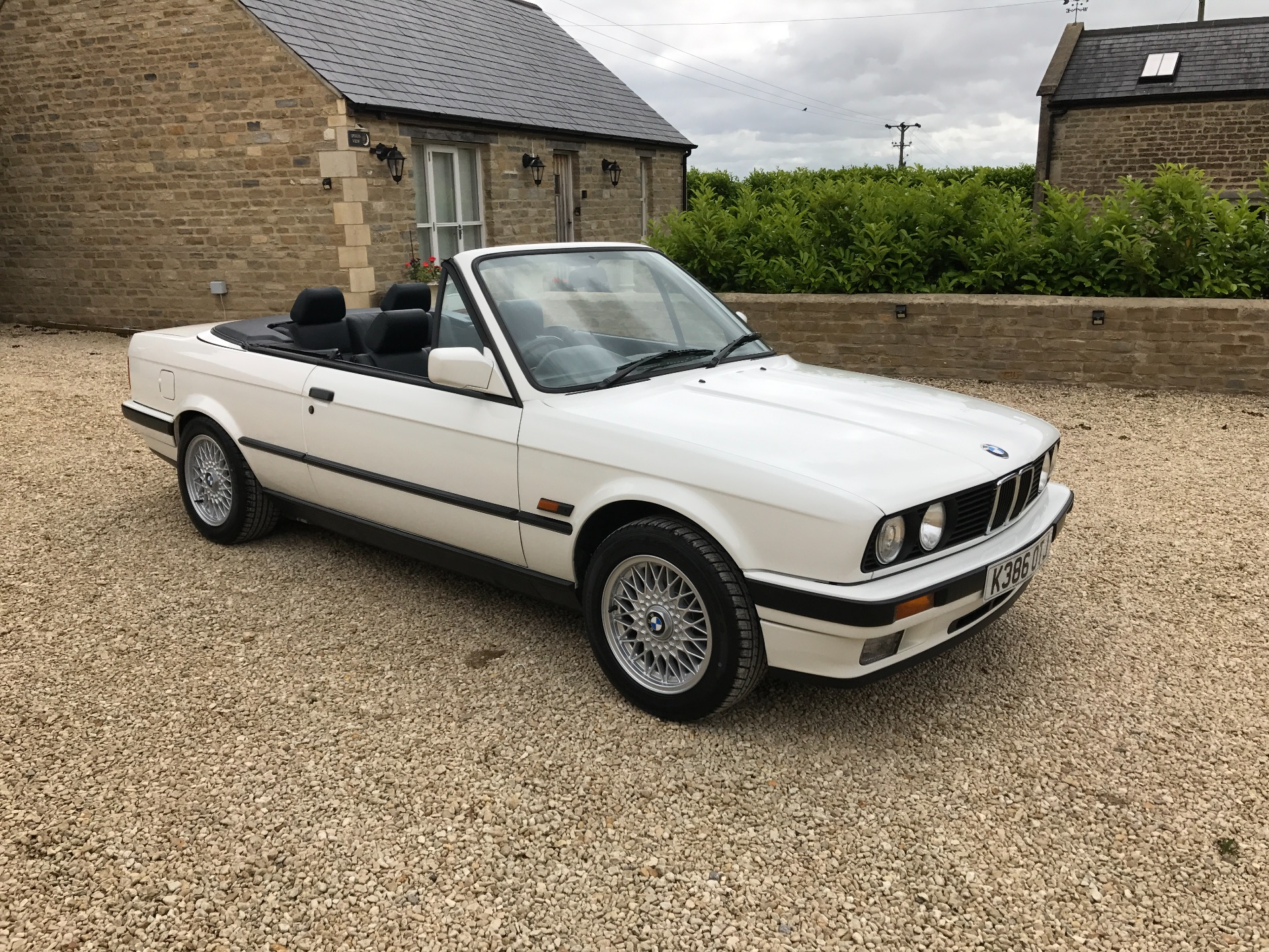 Used Bmw 325i Cabriolet Superb Example Low Miles