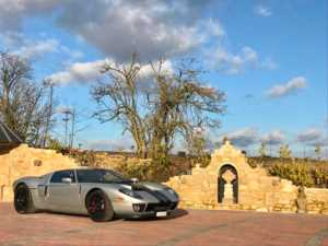 2007 (54) Ford GT Coupe Whipple Conversion 802 BHP! For Sale In Box, Wiltshire