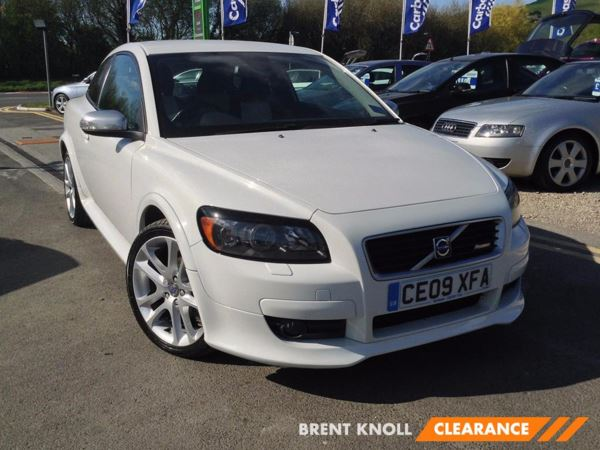(2009) Volvo C30 2.0 D R-Design SE Sport 2dr Coupe Luxurious Heated Leather - Cruise Control - 6 Speed - Air Conditioning