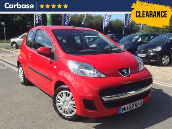 (2009) Peugeot 107 1.0 Urban 3dr £20 Tax - 2 Owners - Low Insurance