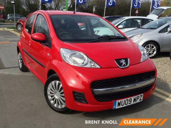 (2009) Peugeot 107 1.0 Urban £20 Tax - Low Mileage
