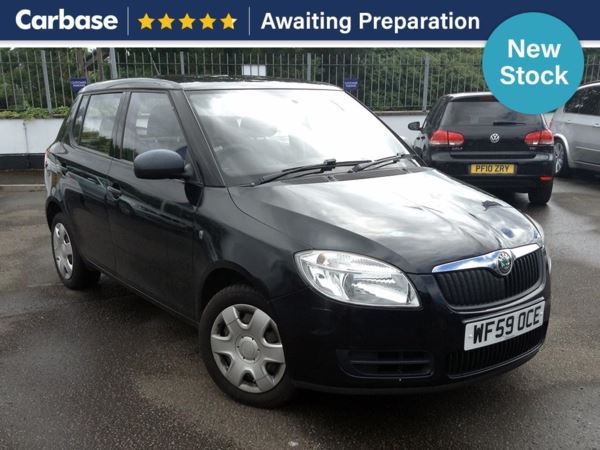 (2010) Skoda Fabia 1.2 1 5dr 2 Owners From New - Isofix - Aux Music Port - Economical