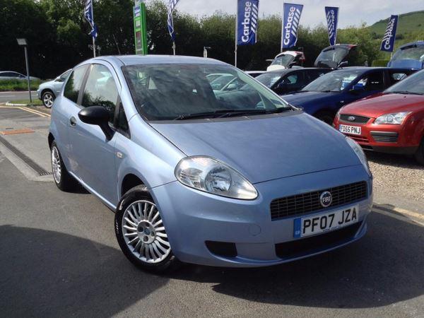 (2007) Fiat Grande Punto 1.2 Active 3dr Low Mileage - Electric Windows - Low Insurance - Isofix