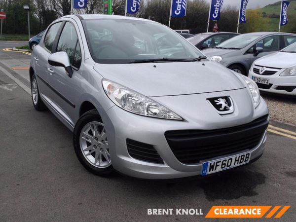 (2010) Peugeot 207 1.4 VTi S [95] 5dr [AC] Aux MP3 Input - Air Conditioning