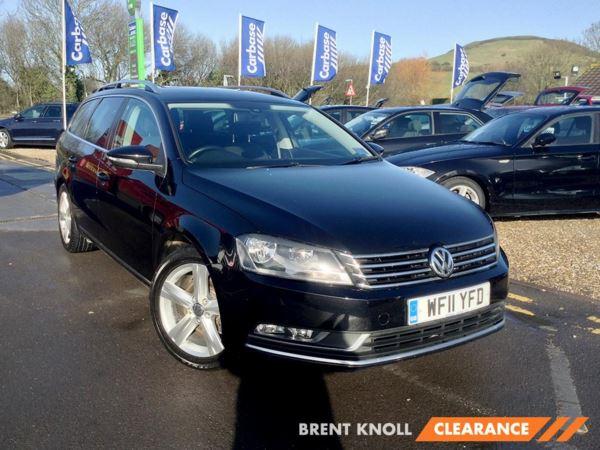 (2011) Volkswagen Passat 2.0 TDI Bluemotion Tech Sport Satellite Navigation - Bluetooth Connectivity
