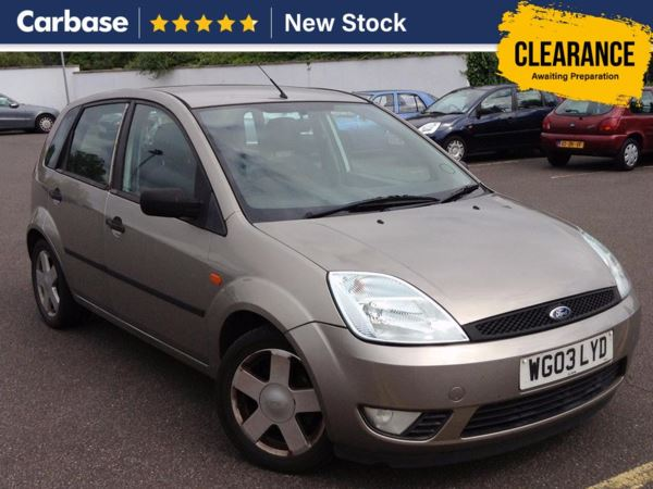 (2003) Ford Fiesta 1.4 TDCi Zetec 5dr £30 Tax - Low Mileage - 2 Owners From New