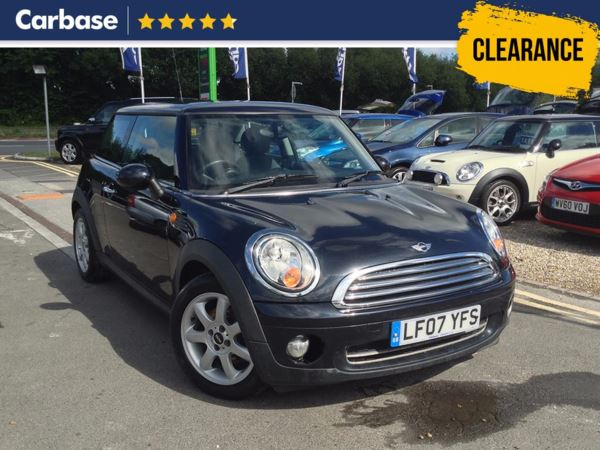 (2007) MINI HATCHBACK 1.6 Cooper 3dr Air Conditioning - Low Mileage - 2 Former Keepers