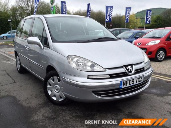 (2009) Peugeot 807 2.0 HDi 120 S 5dr - MPV 7 SEATS Climate Control