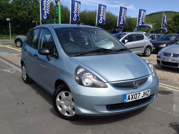 (2007) Honda Jazz 1.2 i-DSI S 5dr 2 Owners From New