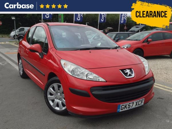 (2007) Peugeot 207 1.4 16V S 3dr Air Conditioning - Isofix - Cambelt Done