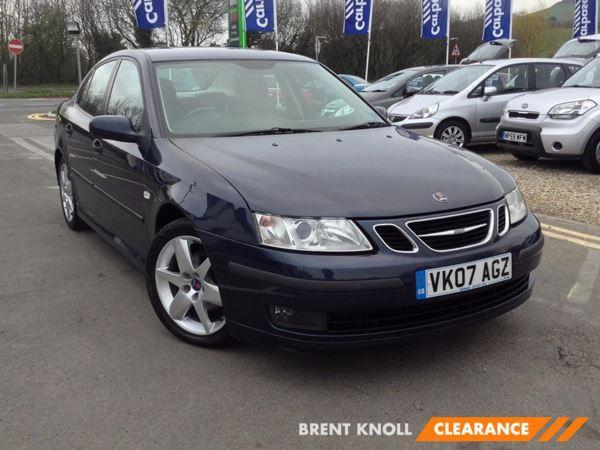 (2007) Saab 9-3 1.9TiD Vector Sport [150] 4dr Parking Sensors - Aux MP3 Input - Cruise Control - Climate Control