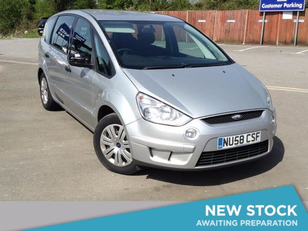 (2008) Ford S-MAX 2.0 TDCi Edge 5dr - MPV 7 Seats 7 Seats - 6 Speed - Air Conditioning - Aux Music Port