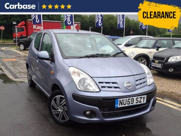 (2009) Nissan Pixo 1.0 N-Tec 5dr £20 Tax - Air Conditioning - Low Mileage