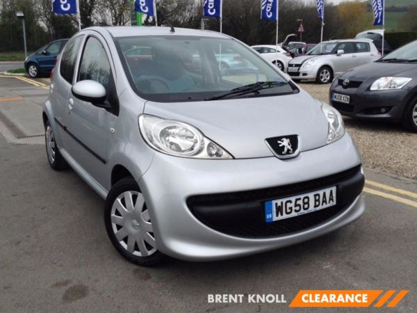 (2008) Peugeot 107 1.0 Urban Move £20 Tax - Air Conditioning