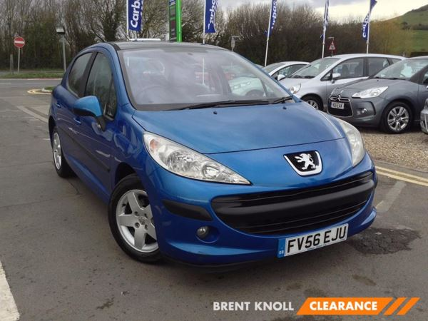 (2006) Peugeot 207 1.4 16V SE 5dr Panoramic Roof - Air Conditioning - 12M MOT
