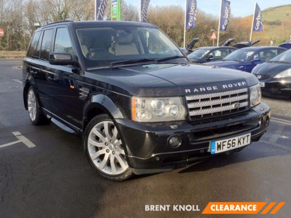 (2006) Land Rover Range Rover Sport 2.7 TDV6 HSE Auto Satellite Navigation - Parking Sensors - Cruise Control