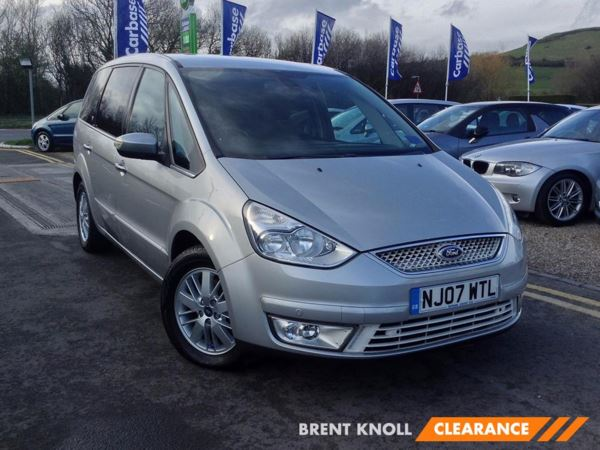 (2007) Ford Galaxy 2.0 TDCi Ghia 5dr - MPV 7 SEATS 7 Seats - 6 Speed - Air Conditioning - Cruise Control