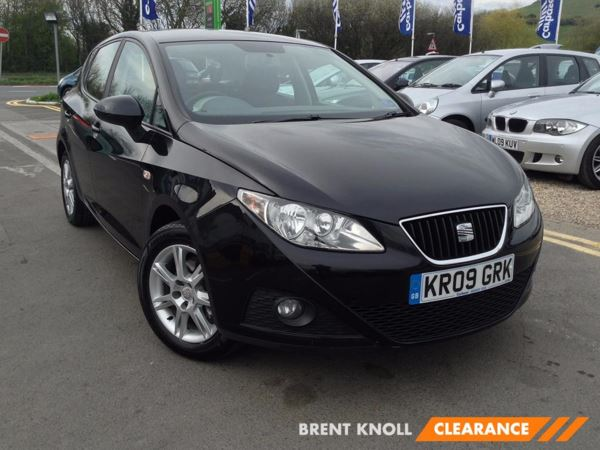 (2009) SEAT Ibiza 1.4 SE 5dr Aux MP3 Input - Air Conditioning