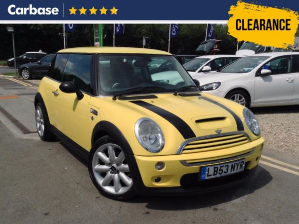 (2003) MINI HATCHBACK 1.6 Cooper S 3dr Luxurious Leather - 6 Speed - Heated seats - Long mot