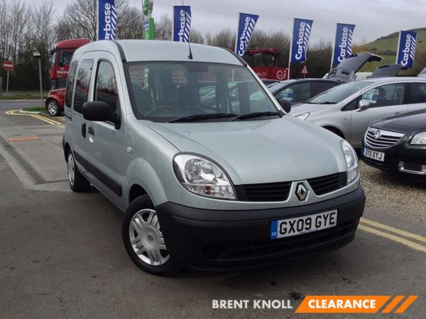 (2009) Renault Kangoo 1.6 Authentique Auto - MPV 5 SEATS Ultra Low Miles - Cambelt Done - Wheelchair Access
