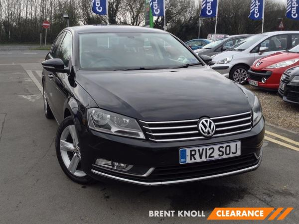 (2012) Volkswagen Passat 2.0 TDI Bluemotion Tech SE 4dr Bluetooth Connection - £30 Tax - DAB Radio - Rain Sensor - Cruise Control