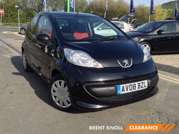 (2008) Peugeot 107 1.0 Urban Move 3dr £20 Tax - Air Conditioning