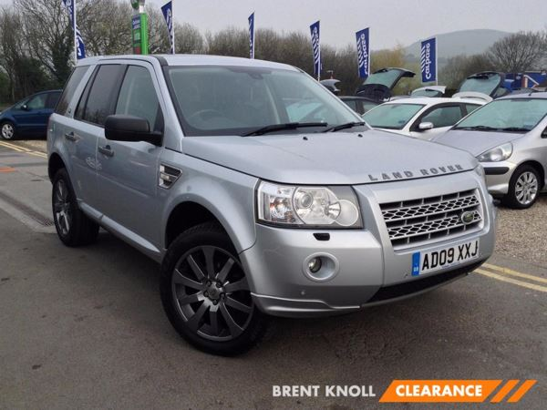 (2009) Land Rover Freelander 2.2 Td4 HSE 5dr Auto £2938 Of Extras - Panoramic Roof - Satellite Navigation - Luxurious Leather