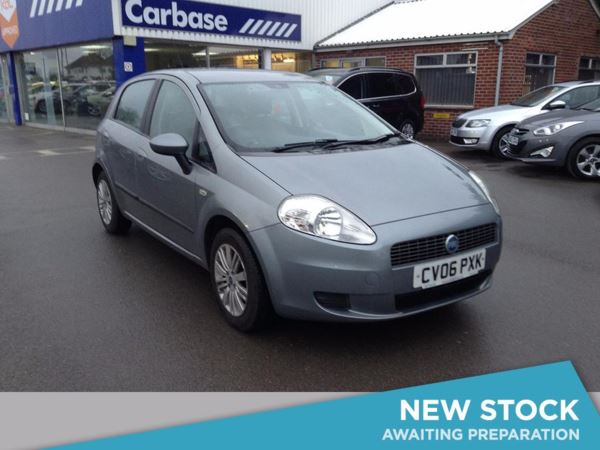 (2006) Fiat Grande Punto 1.2 Dynamic 5dr Air Conditioning - Low Mileage