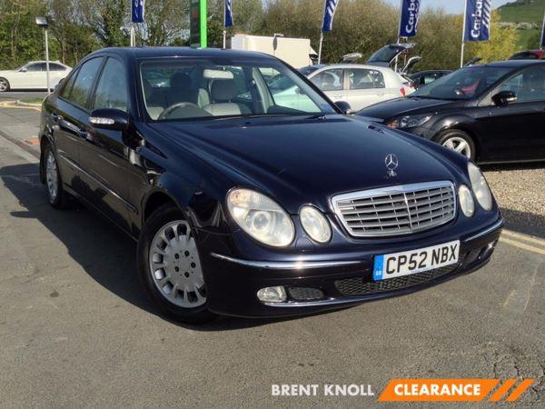 (2003) Mercedes-Benz E Class E320 CDI Elegance 4dr Tip Auto Cruise Control - Air Conditioning - Automatic