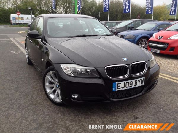 (2009) BMW 3 Series 320d SE 4dr Luxurious Leather - 6 Speed - Air Conditioning - Parksensors
