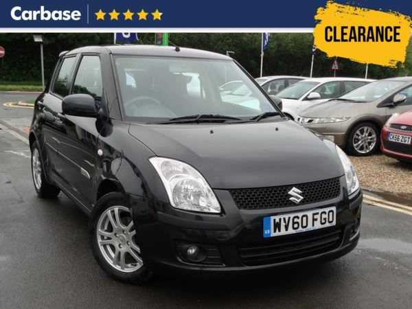 (2010) Suzuki Swift 1.3 SZ3 5dr Air Conditioning - 2 Owners From New