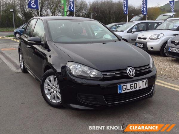 (2011) Volkswagen Golf 1.6 TDi 105 BlueMotion 5dr Zero Tax - Economical